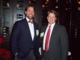 NAIOP Board Members Joe Dye, American Asset Corporation & Mike Munn, The John R. McAdams Co.