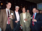 NAIOP Members Michael Mesnard, Conley Hilliard, Gary Cline, and Thomas Teabo