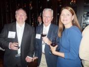 Jennings Gray, Rick Emerick, and Jane Doggett