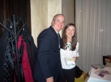Brian DiDiano Clancy & Theys Construction & Jessica Freeman, NAIOP Triangle Staff