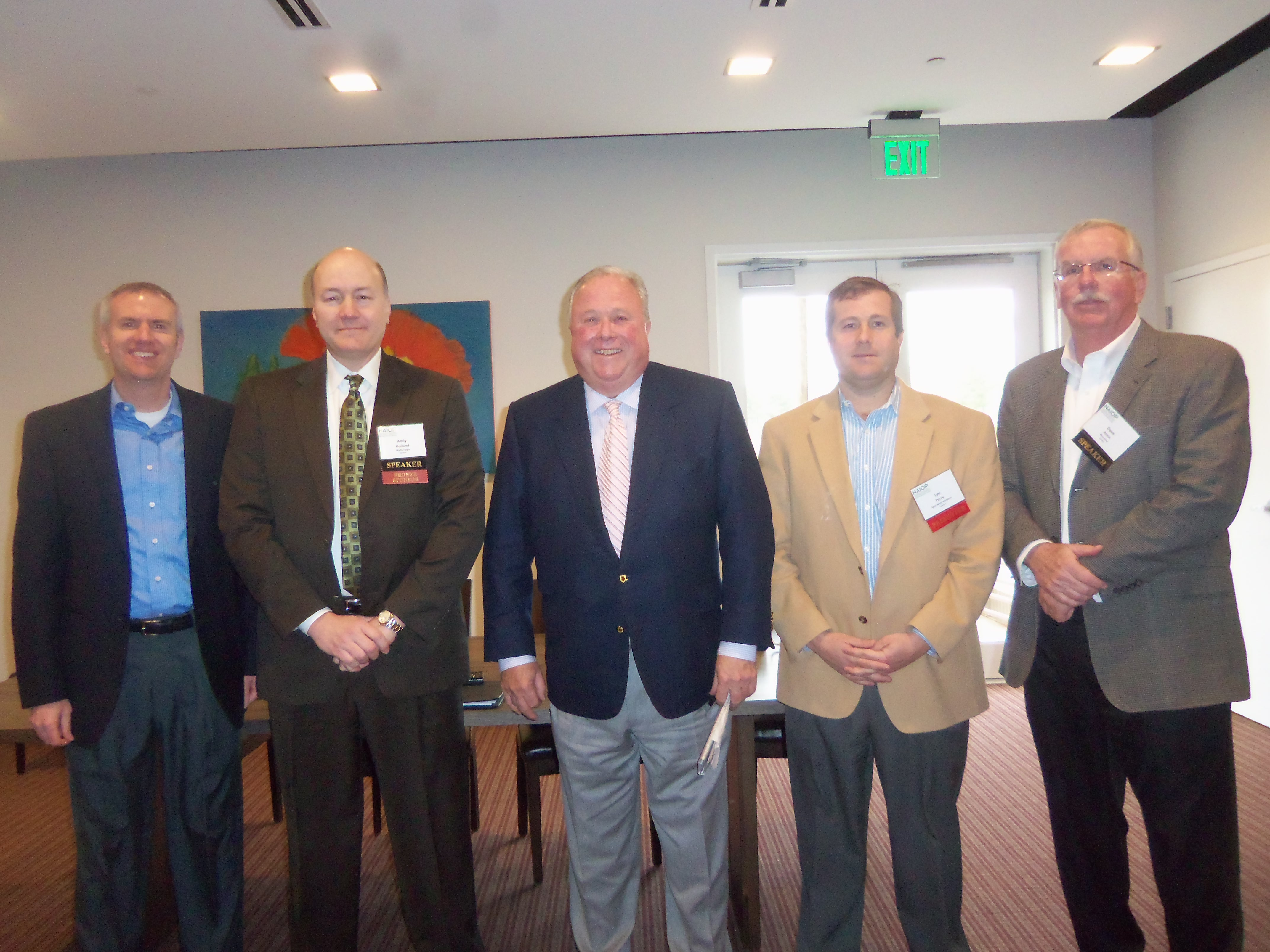 Andy Holland naiop triangle march meeting | naiop raleigh durham chapter